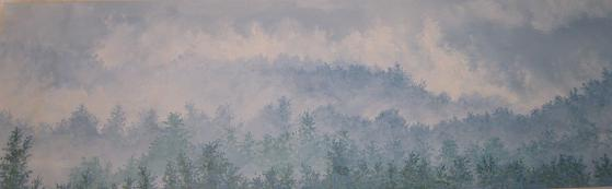 Blue Ridge fog